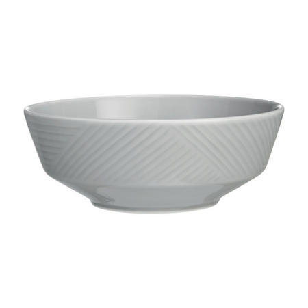 Design Project by John Lewis No.098 16cm Cereal Bowl, Grey