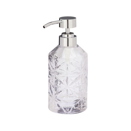John Lewis Isabella Glass Soap Pump