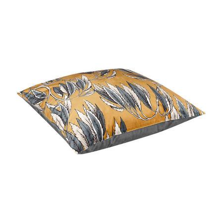 John Lewis Albero Cushion, Tiger's Eye 50 x 50cm