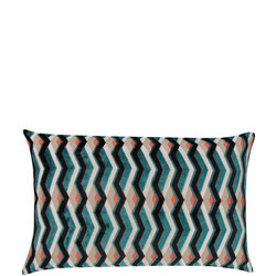 John Lewis Arezzo Cushion, Teal
