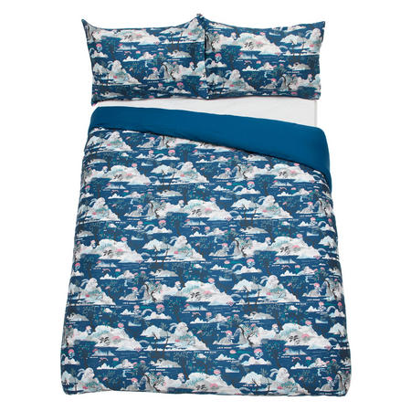 John Lewis Haku Double Duvet Cover Set, Multi