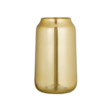 Design Project by John Lewis No.068 Vase, Medium, Brass