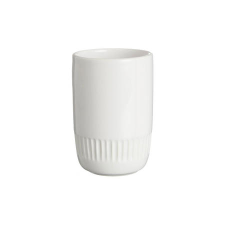 Croft Collection Ashbourne Tumbler White