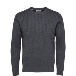 Clayton Cable Knit Sweater