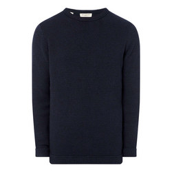 Victor Textured Knit Sweater