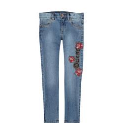 Pada Rose Jeans