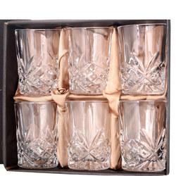 Crystal Shot Glasses