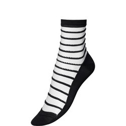 Isabella Stripe Socks