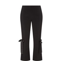 Bow Detail Trousers