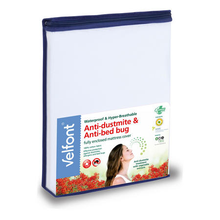 Anti-Dustmite Mattress Protector