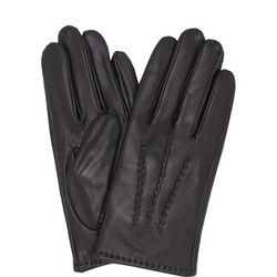 Aviemore Touchscreen Leather Gloves