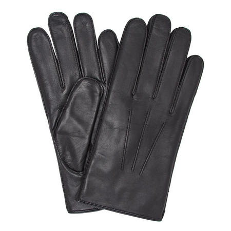 Hastings Fleece Lined Leather Gloves