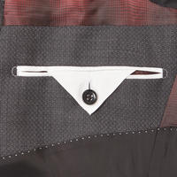 Rick Diamond Pattern Blazer