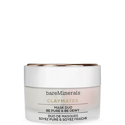 Double Duty Exfoliating Clay Mask