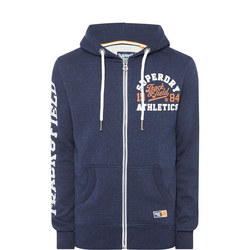 Track And Field Hoody