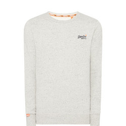 Orange Label Sweater