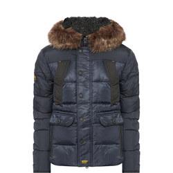 Chino Bomber Jacket