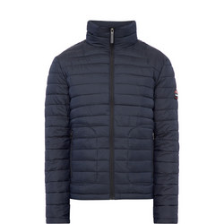 Fuji Double-Zip Coat