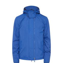 Windcheater Hood Pop Zip Jacket
