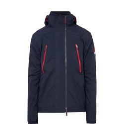 Hooded Polar Wind Attacker Jacket
