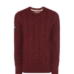 Harlo Twist Jumper