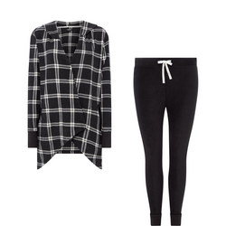 Cosy Legging Fleece Pyjamas