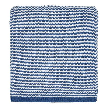Tropez-Larvotto Knitted Thowover Nautical