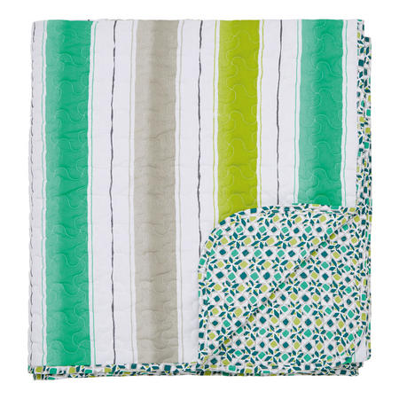Amalfi Throw Tropical