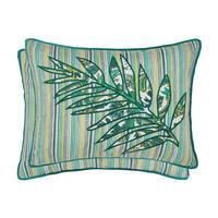 Jacaranda Cushion Tropical