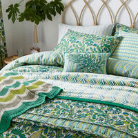 Jacaranda Duvet Set Tropical