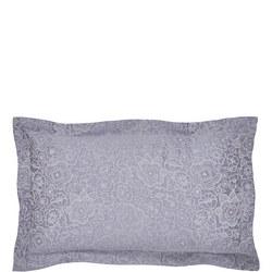 Sylvie Oxford Pillowcase Lilac