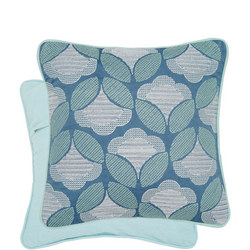 Sylvie Cushion Blue