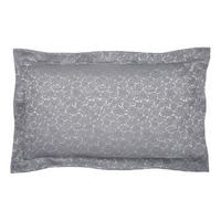 Josie Oxford Pillowcase Charcoal