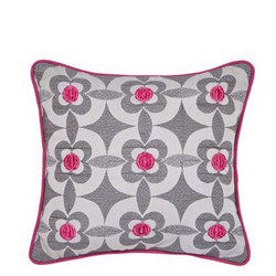 Josie Cushion Charcoal