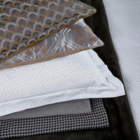 Kahala Oxford Pillowcase Silver