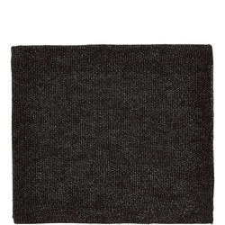 Dolce Knitted Throwover Damson