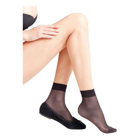 Seidenglatt 15 Denier Ankle Socks