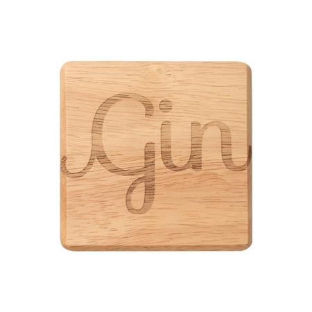 Gin Coaster