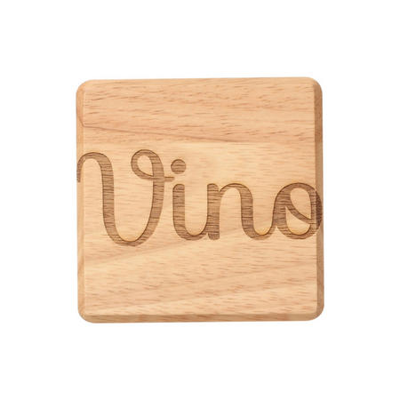 Vino Coaster