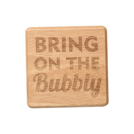 Bring on the Bubbly Coaster
