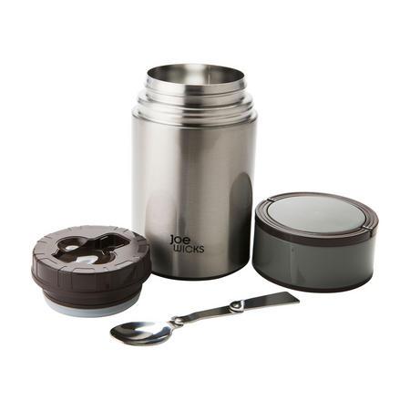 Joe Wicks Portable Food Flask with Spoon