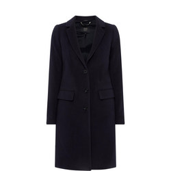 Cashmere Wool Fitted Jacket