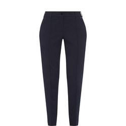 Basic Slim Fit Trousers