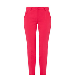Basic Slim Fit Trousers