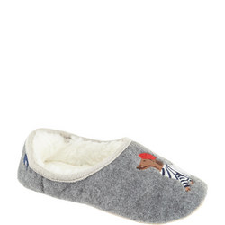 Sausage Dog Mule Slippers