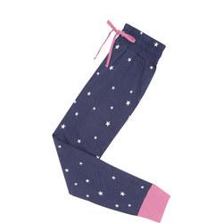 Star Sweat Pants