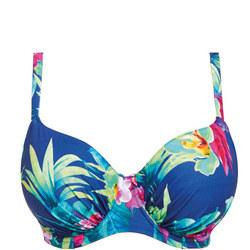 Amalfi Full Cup Bikini Top