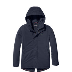 Coated Hilfiger Parka
