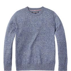 Essential Kids Crew Neck Sweater