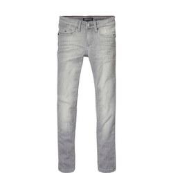 Nora Skinny Grey Jeans